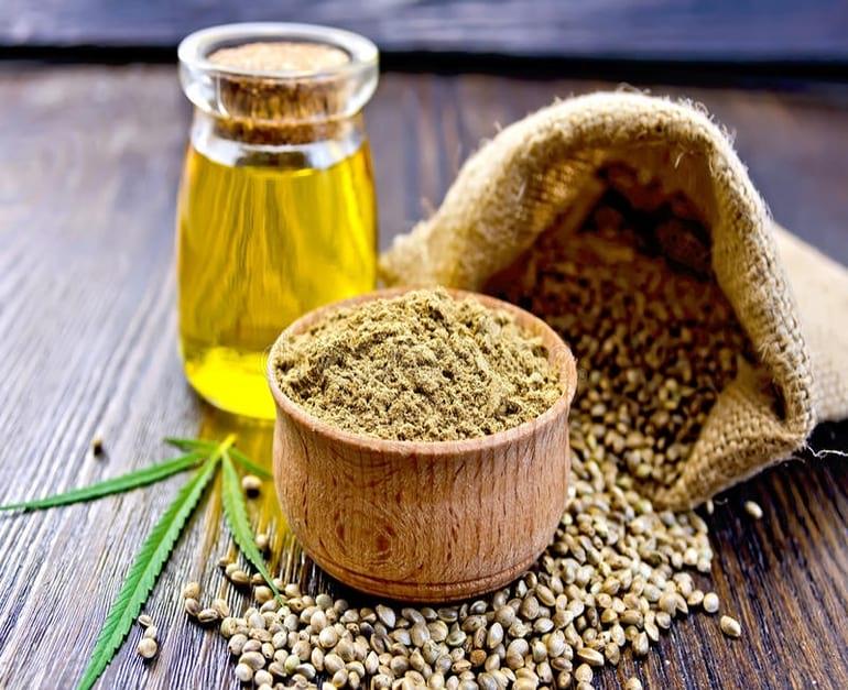 Food Grain & Oil